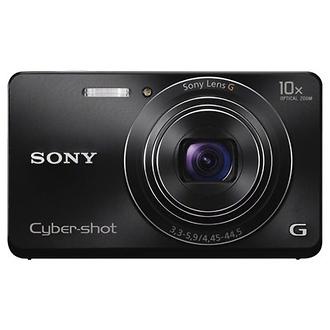 DSC-W690 Cyber-shot Digital Camera (Black)