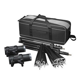 Profoto | D1 Air 2 Head Studio Kit - 1- 250W/s / 1- 500W/s | 901059