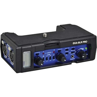 DXA-SLR PRO HDSLR Audio Adapter