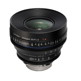 Zeiss | Compact Prime CP.2 35mm/T1.5 Super Speed EF Mount with Imperial Markings | 1916-642