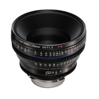 Zeiss | Compact Prime CP.2 50mm/T1.5 Super Speed EF Mount with Imperial Markings | 1956-597