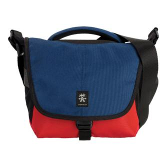 Crumpler   5 Million Dollar Home Bag (Navy/Rust)   MD5002U04P50