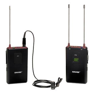 Shure | FP Wireless Bodypack System (G4 / 470 - 494MHz) | FP15/83-G4