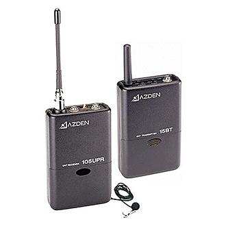 Azden | 105LT UHF Body-pack System | 105LT