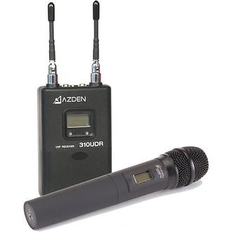 Azden | 310HT UHF On-Camera Handheld System | 310HT