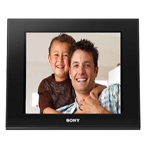 Sony | 8 in. Digital Photo Frame | DPF-HD800/B