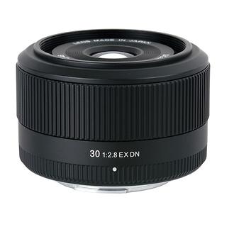 Sigma | 30mm f/2.8 EX DN Lens for Sony E Mount Cameras | 330965
