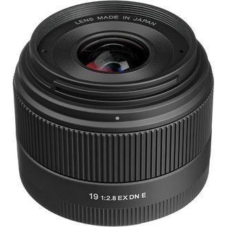 Sigma | 19mm f/2.8 EX DN Lens for Sony E Mount Camera | 400965