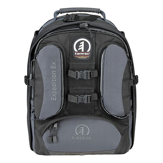 Tamrac | 5586 Expedition 6x Photo/Laptop Backpack, Black | 558601