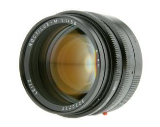 Leitz 50MM F/1.0 Noctliux-M E60 Lens (Used)