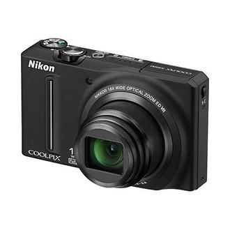 Nikon | Coolpix S9100 Digital Camera (Black) | 26248B