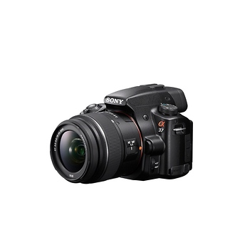 Sony | Alpha Digital Camera with 18-55mm Zoom Lens | SLT-A37K