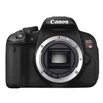 Canon | EOS Rebel T4i Digital SLR Camera Body | 6558B001