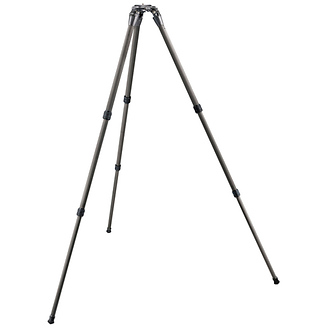 GT-2532S 6X Systematic 3-Section Carbon Fiber Tripod Legs