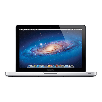 Apple | 13.3 in. MacBook Pro Notebook Computer (750GB) | MD102LLA