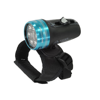 Light & Motion | Sola 1200 Dive Light w/ hand strap | 850-0144