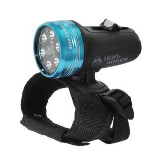 Light & Motion | Sola 800 Dive Light w/ hand strap | 850-0177