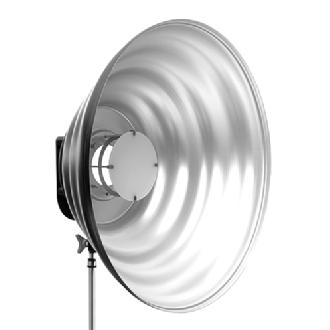 Mola | Sollo 28 in. Softlight Reflector - Silver | SO280