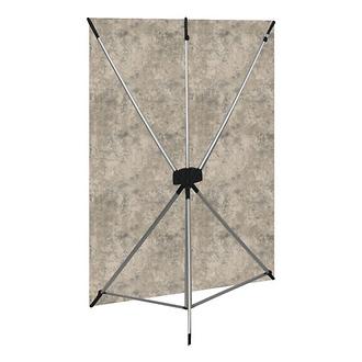 Westcott | X-Drop Kit (5 x 7 ft. , Quarry) | 576K