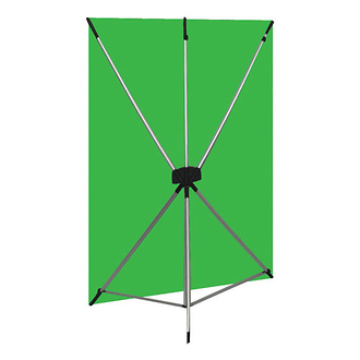 Westcott | X-Drop Kit (5 x 7 ft., Green Screen) | 579K
