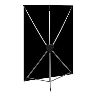 Westcott | X-Drop Kit (5 x 7 ft., Black) | 578K