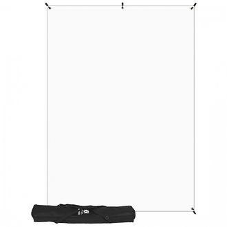 Westcott | X-Drop Kit White 5 x 7 ft. | 577K