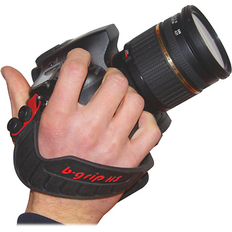 B-Grip | Hand Strap (Blac