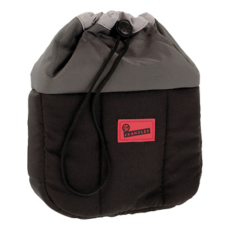 Crumpler | Haven Camera Pouch (Small, Black/Grey) | HVN001X06G40