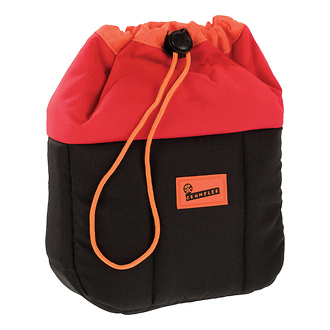Crumpler | Haven Camera Pouch (Small, Red/Black) | HVN001R00G40