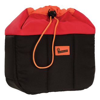 Crumpler | Haven Camera Pouch (Large, Red/Black) | HVN001R00G60