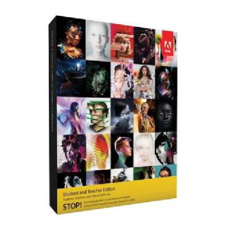 Adobe   Creative Suite 6 Master Collection for Windows (Student & Teacher Edition)   65167980