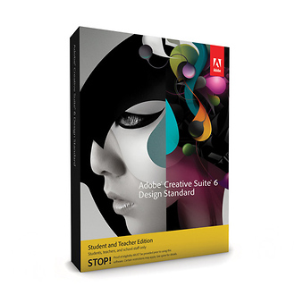 Adobe | Creative Suite 6 Design Standard for Mac (Student & Teacher Edition) | 65163557
