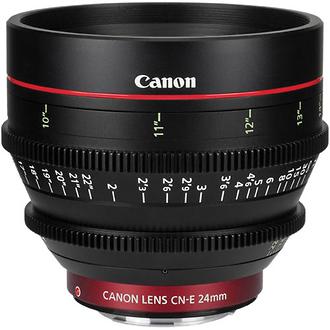 Canon | CN-E 24mm T1.5 L F Cine Lens | 6569B001