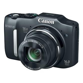 Canon | Powershot SX160 IS - Black | 6354B001