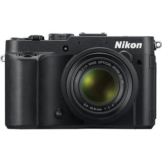 Nikon | Coolpix P7700 Digital Camera - Black | 26360