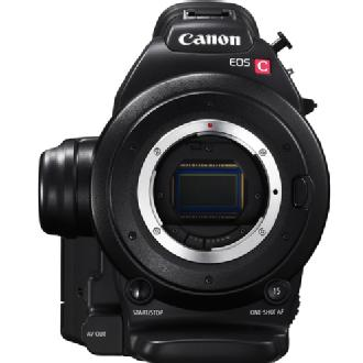 Canon | EOS C100 EF Cinema Camcorder (Body Only) | 6340B002