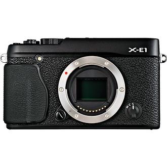 Fuji | X-E1 Digital Camera (Black) | 16272394