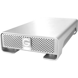 G-Technology | 4TB G-Drive Professional External Hard Drive | 0G02213GOLD