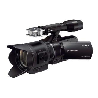 Sony | NEX-VG30H Camcorder with 18-200mm f/3.5-6.3 Power Zoom Lens | NEXVG30H