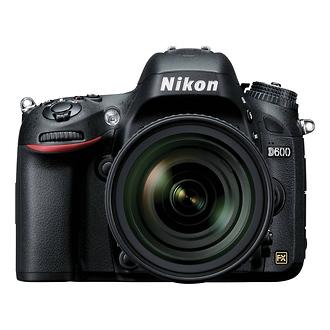 Nikon | D600 FX DSLR w/ 24-85mm VR lens | 13187