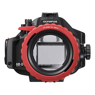 Olympus | PT-EP08 Underwater Housing for E-M5 Digital Camera | V6300560G000
