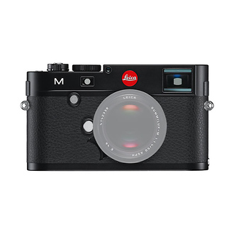 Leica M Digital Rangefinder Camera Body (Black) | 10770