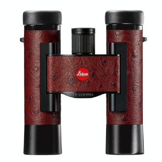 Leica | 10x25 Ultravid Ostrich Leather Special Edition Binoculars | 40299