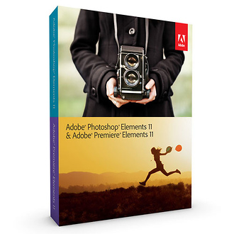 Adobe | Photoshop Elements 11 & Premiere Elements 11 for Mac and Windows | 65192903
