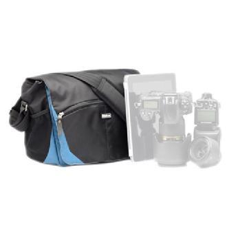 Think Tank | CityWalker 10 Messenger Bag (Blue Slate) | 670