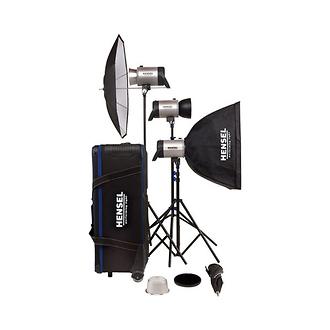 Hensel   Integra Pro 3 Light Kit   7338815EN