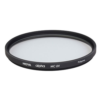 Hoya | 77mm alpha MC UV Filter | GAPL77UV