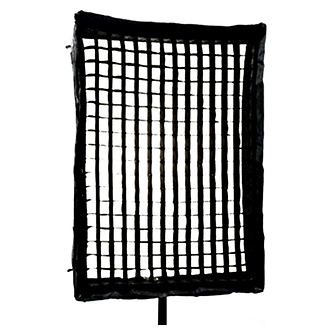 Soft Egg Crates Fabric Grid (30 Degrees) - Extra Small