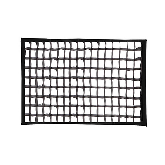 Soft Egg Crates Fabric Grid (40 Degrees) - Small