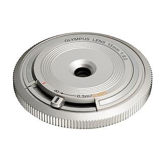 Olympus | 15mm f/8.0 Body Cap Lens | V325010BW000